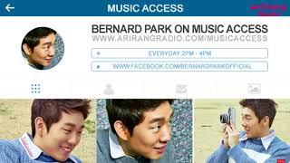 180108 Music Access Monday Music Charts Nakjoon and Day6 Jae
