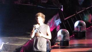 One Direction Video - One Direction 1D-Rock Me (Harry messes up lyrics lol) MetLife Stadium 8/5/14