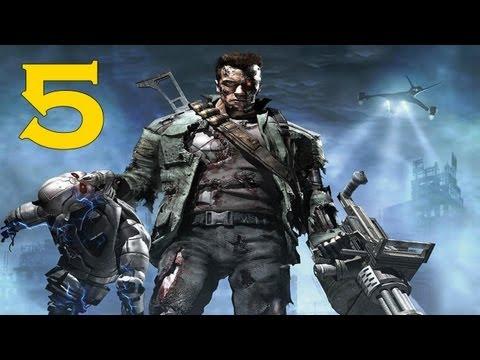 Terminator 5 La Ultima Pelicula de Arnol ?