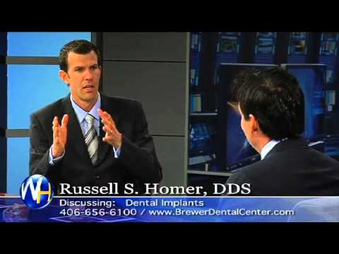 Russell S. Homer DDS - Dental Implants Montana with Randy Alvarez...