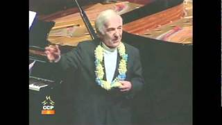 Concert by Vladimir Ashkenazy & sons facilitated by the International Peace Foundation, Part 3