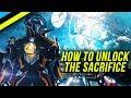 WARFRAME How To Get The Sacrifice Quest - Sacrifice Quest Guide