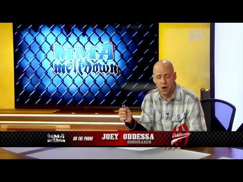MMA Meltdown with Gabriel Morency  Elias Theodorou  UFC 179  Part 2