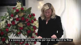 anticipamos tu funeral, maneja despacio