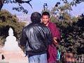 Swayambhu Buddhist Temple, Nepal in 1993