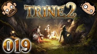 Let's Play Together Trine 2 #019 - Sgt Magneto [720p] [deutsch]