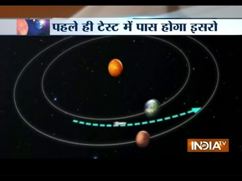 Mars Mission: ISRO All Set For Crucial Manoeuvre Tomorrow - India TV