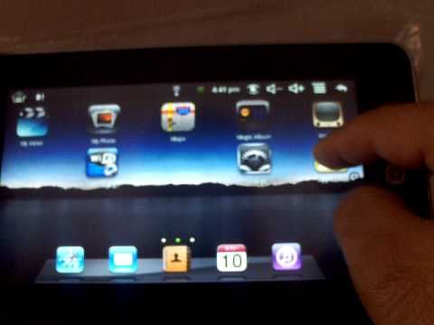 Instalando Apps - Cabo USB - Motorola I1 - Review By Marcelo Tinoco