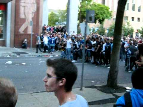 Vancouver riot police fight back Music Videos
