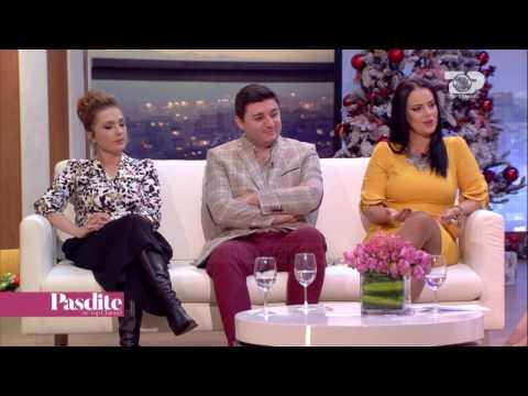 Pasdite ne TCH, 16 Dhjetor 2016, Pjesa 1 - Top Channel Albania - Entertainment Show