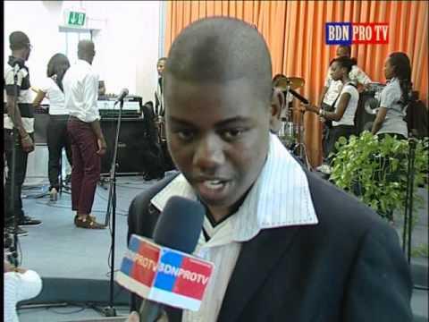 L'Eglise Nzambe Malamu à BDN PRO TV (Journée d'Adoration et