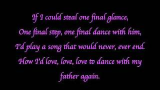 Watch Kellie Coffey Dance With My Father video