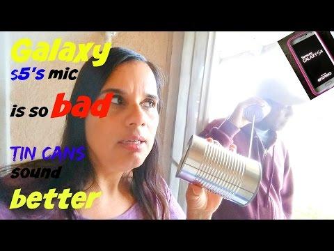 Samsung Galaxy S5 microphone SUCKS!!!