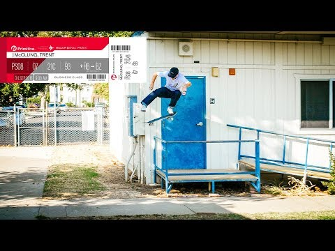 Trent McClung | HB to BZ Part | Primitive Skate