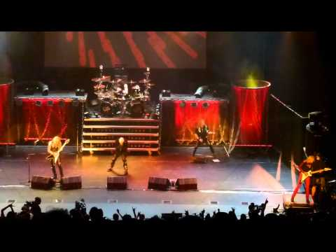 Judas Priest VICTIM OF CHANGES Epitaph Tour Final Show Hammersmith Apollo London 26-5-2012