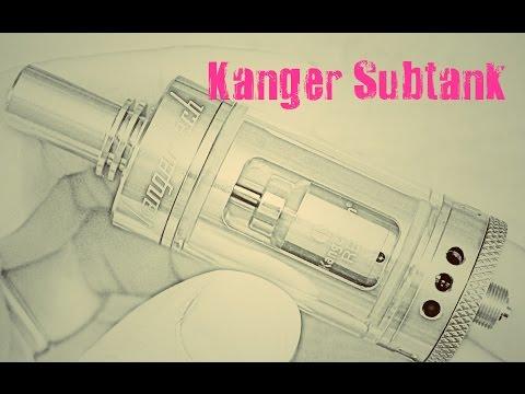 Kanger Subtank Clearomizer/RTA