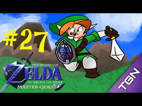 The Legend of Zelda - Ocarina of Time - Master Quest - Ddog