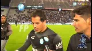 Futbol Permitido HD   Velez 0 Vs Atl Rafaela 0   Transicion 2014   Fecha 08