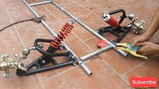 Homemade 3-wheeled vehicles  - Part 1