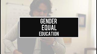 Gender Equal Education