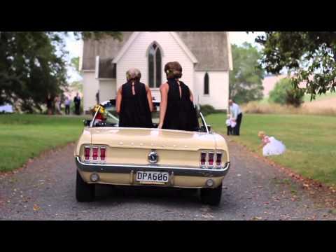 Mitchell & Anouska | A Havelock Wedding