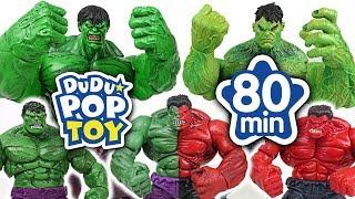 Mar 2018 TOP 10 Videos 80min Go! Avengers, Paw Patrol, PJ masks and Transformers #DuDuPopTOY