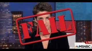 Rachel Maddow Gets Paul Manafort's Conviction WRONG! Aaron Mate Corrects Her On Twitter