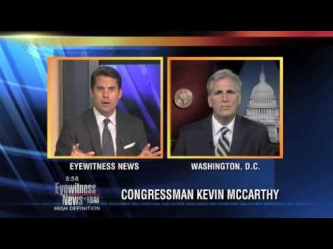 Introducing NEW House Majority Leader (R) Kevin McCarthy, FOX Bakersfield