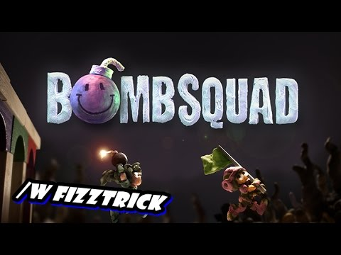TouchPlay TV Playing - Bomb Squad [ /w FizzTrick ]