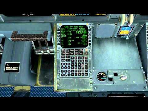 FSX HD - Pmdg MD-11 - Vol Complet / Tuto sur IVAO