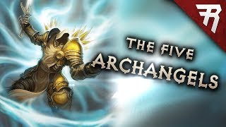 Who Are The Archangels of the Angiris Council? Diablo Lore Part 6