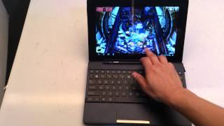 Asus Transformer Pad TF700TG Game TEST