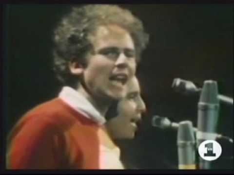 Simon And Garfunkel - Mrs. Robinson - 1969, from Songs of America TV Special (censored version)