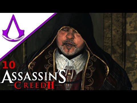 Assassin's Creed 2 - 10 - Geheimes Treffen - Let's Play Deutsch