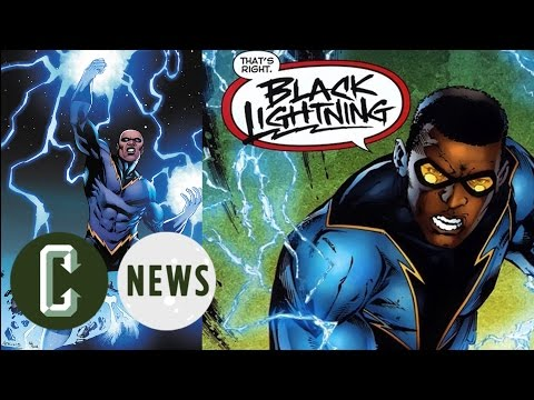 Black Lightning TV Series Lands at Fox | Collider News
