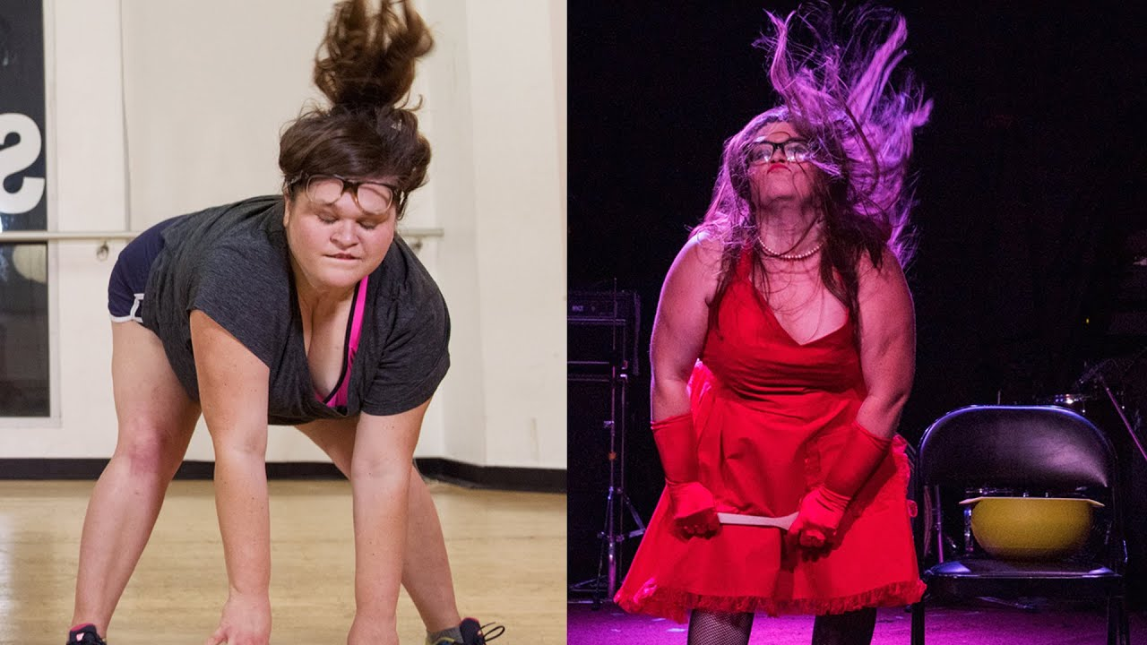 What It's Like To Try Burlesque As A Plus-Size Woman