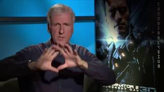 What James Cameron Thinks Of Alien: Covenant