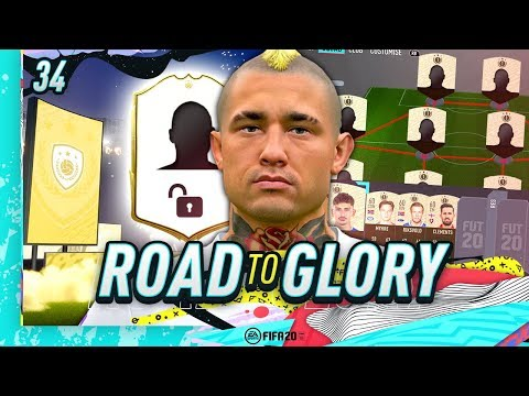 FIFA 20 ROAD TO GLORY #34 - ICON UNLOCKED!!