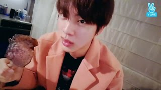 [BTS] EatJin during the Jin's festa: highlight MP3