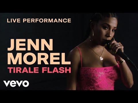 """Jenn Morel - """"Tirale Flash"""" Live Performance   Vevo"""