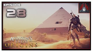 Let's Play Assassin's Creed Origins With CohhCarnage - Episode 28