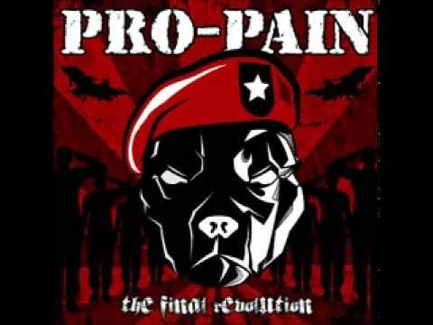 PRO-PAIN - Southbound