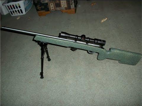 Home Made Rifle Stock