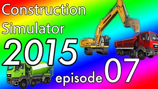Construction Simulator 2015 - Career Multiplayer - EP:7