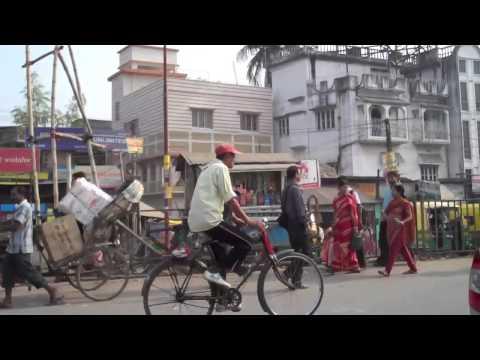 1 The Journey from Bangkok, Thailand to Kolkata, India, November 23, 2012