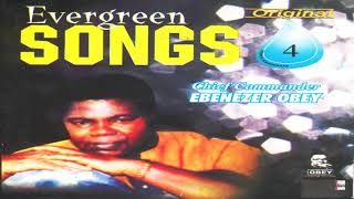 Chief Commander Ebenezer Obey - Mukulu Muke Majo (Official Audio)