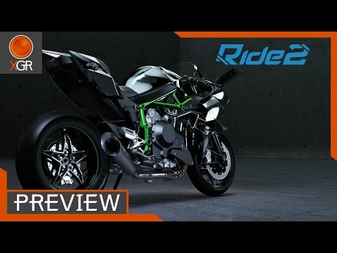 Preview - Ride 2 - Xbox One Gameplay