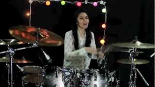 Starry Eyed - Ellie Goulding Drum Cover - Rani Ramadhany