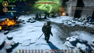 Dragon Age: Inquisition on 2600K, 8Gb Ram and GTX 570