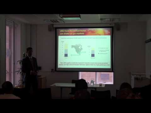 Fabian Kesicki lunch seminar: 'World Energy Outlook 2013'
